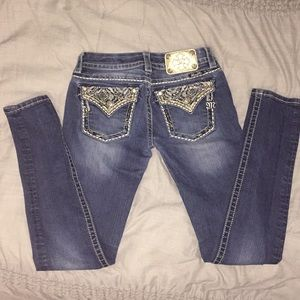 Miss me jeans, BLINGY, size 27
